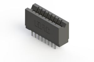 746-016-527-606 - Press-fit Card Edge Connector