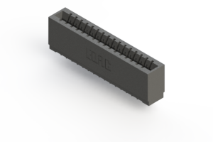746-016-540-101 - Press-fit Card Edge Connector