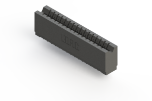 746-016-540-106 - Press-fit Card Edge Connector