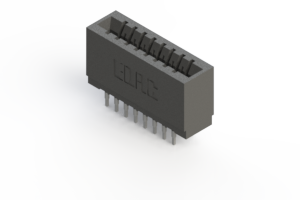 746-016-540-201 - Press-fit Card Edge Connector