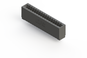 746-016-541-101 - Press-fit Card Edge Connector