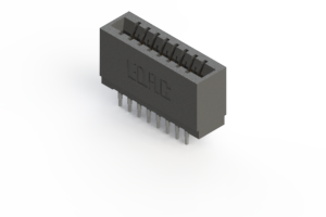 746-016-541-201 - Press-fit Card Edge Connector