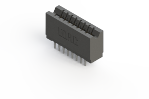 746-016-541-206 - Press-fit Card Edge Connector