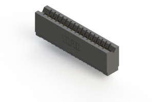 746-016-545-106 - Press-fit Card Edge Connector