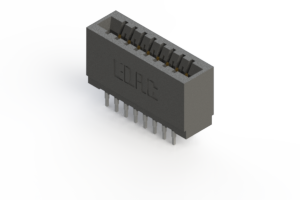 746-016-545-201 - Press-fit Card Edge Connector
