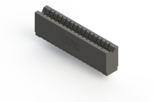 746-016-545-506 - Press-fit Card Edge Connector