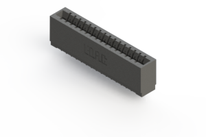 746-016-553-101 - Press-fit Card Edge Connector