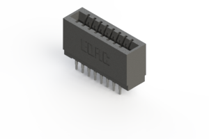 746-016-553-201 - Press-fit Card Edge Connector