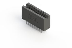 746-016-553-206 - Press-fit Card Edge Connector