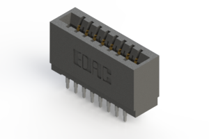 746-016-560-201 - Press-fit Card Edge Connector