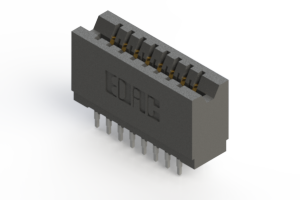 746-016-560-206 - Press-fit Card Edge Connector