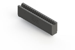 746-017-553-106 - Press-fit Card Edge Connector