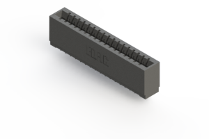 746-017-553-501 - Press-fit Card Edge Connector