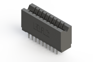 746-018-520-606 - Press-fit Card Edge Connector