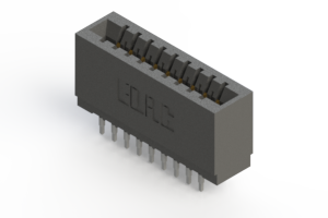 746-018-525-201 - Press-fit Card Edge Connector