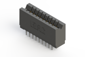 746-018-525-206 - Press-fit Card Edge Connector