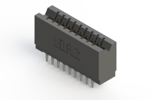 746-018-525-606 - Press-fit Card Edge Connector