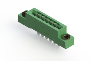 807-006-405-103 - High Temp Card Edge Connector