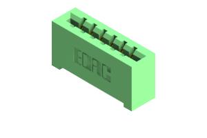 837-006-500-101 - High Temp Card Edge Connector