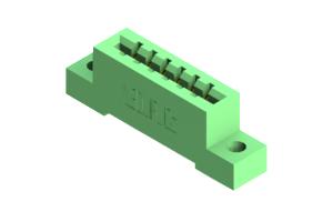 837-006-520-104 - High Temp Card Edge Connector