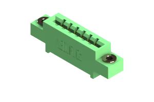 837-006-520-603 - High Temp Card Edge Connector
