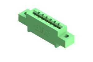 837-006-520-604 - High Temp Card Edge Connector
