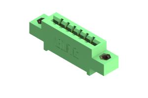837-006-520-607 - High Temp Card Edge Connector