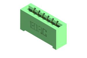 837-006-521-101 - High Temp Card Edge Connector