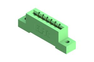 837-006-521-102 - High Temp Card Edge Connector