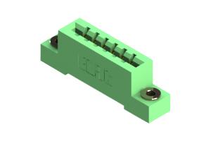 837-006-521-103 - High Temp Card Edge Connector