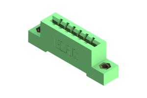 837-006-521-107 - High Temp Card Edge Connector