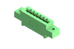 837-006-521-602 - High Temp Card Edge Connector