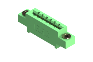 837-006-521-603 - High Temp Card Edge Connector