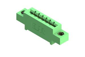 837-006-521-607 - High Temp Card Edge Connector