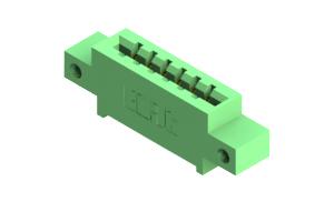 837-006-521-612 - High Temp Card Edge Connector