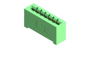 837-006-523-101 - High Temp Card Edge Connector