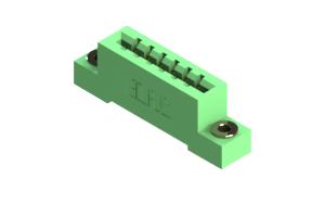 837-006-523-103 - High Temp Card Edge Connector