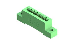 837-006-523-104 - High Temp Card Edge Connector