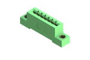 837-006-523-107 - High Temp Card Edge Connector