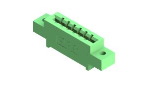 837-006-523-602 - High Temp Card Edge Connector