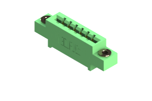 837-006-523-603 - High Temp Card Edge Connector