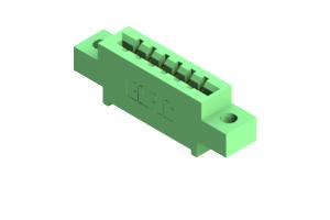 837-006-523-604 - High Temp Card Edge Connector