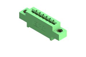 837-006-523-607 - High Temp Card Edge Connector