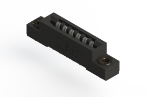 857-006-401-103 - High Temp Card Edge Connector