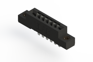 857-006-405-107 - High Temp Card Edge Connector