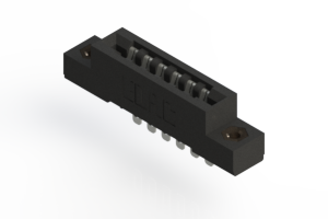857-006-405-108 - High Temp Card Edge Connector