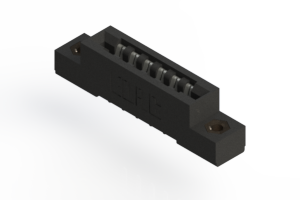 857-006-425-107 - High Temp Card Edge Connector