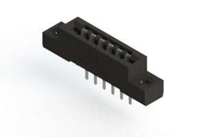 857-006-427-108 - High Temp Card Edge Connector