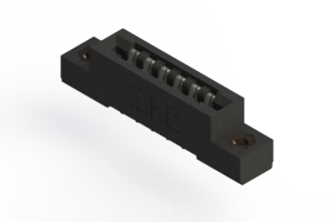 857-006-431-107 - High Temp Card Edge Connector