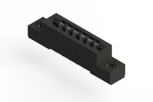 857-006-431-108 - High Temp Card Edge Connector